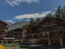 Saas-Fee - Apartment Bergfink (112C01)