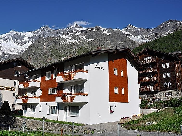Adonis (042A01) - Apartment - Saas-Fee