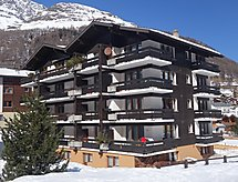 Saas-Fee - Apartment Mischi (008B09)