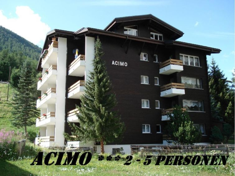 Acimo Apartment in Saas-Fee