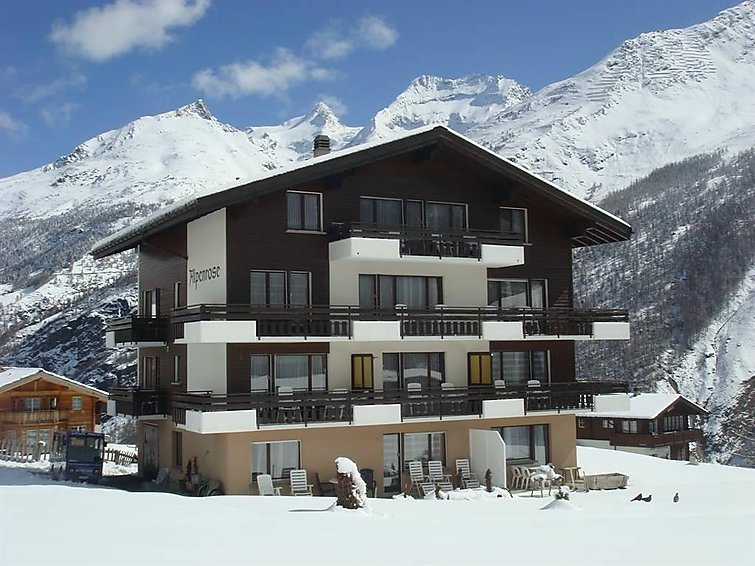 Alpenrose Villa in Saas-Fee