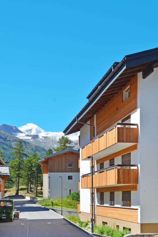 Holiday apartment Chalet Venetz (114379), Saas Fee, Saas Valley, Valais, Switzerland, picture 1