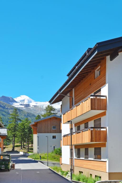 Holiday apartment Chalet Venetz (111409), Saas Fee, Saas Valley, Valais, Switzerland, picture 1