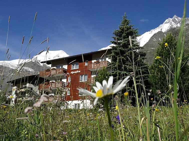 Alpenfirn Villa in Saas-Fee