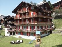 Švýcarsko, Valais Wallis, Saas-Fee
