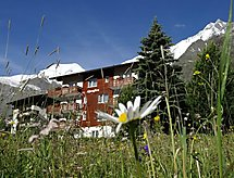 Saas-Fee - Appartement Alpenfirn