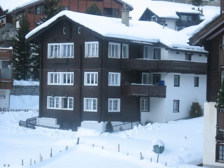 Mier Gfallt's Apartment in Saas-Fee
