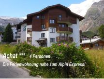 Saas-Fee - Appartement Achat