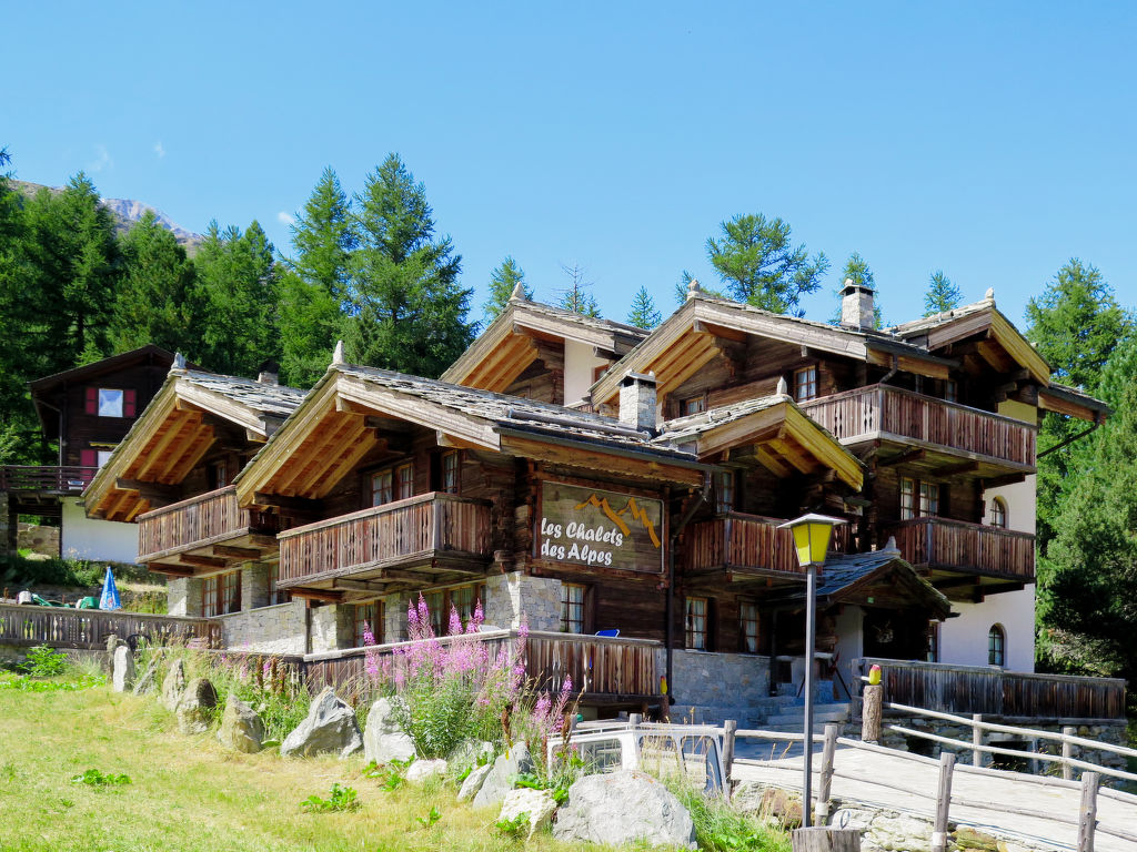 Ferienhaus Alpendörfli (SAF050) (194157), Saas Fee, Saastal, Wallis, Schweiz, Bild 1