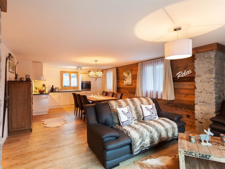 Apartment Bristolino - Saas-Fee