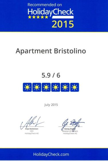 Photo of Apartment Bristolino