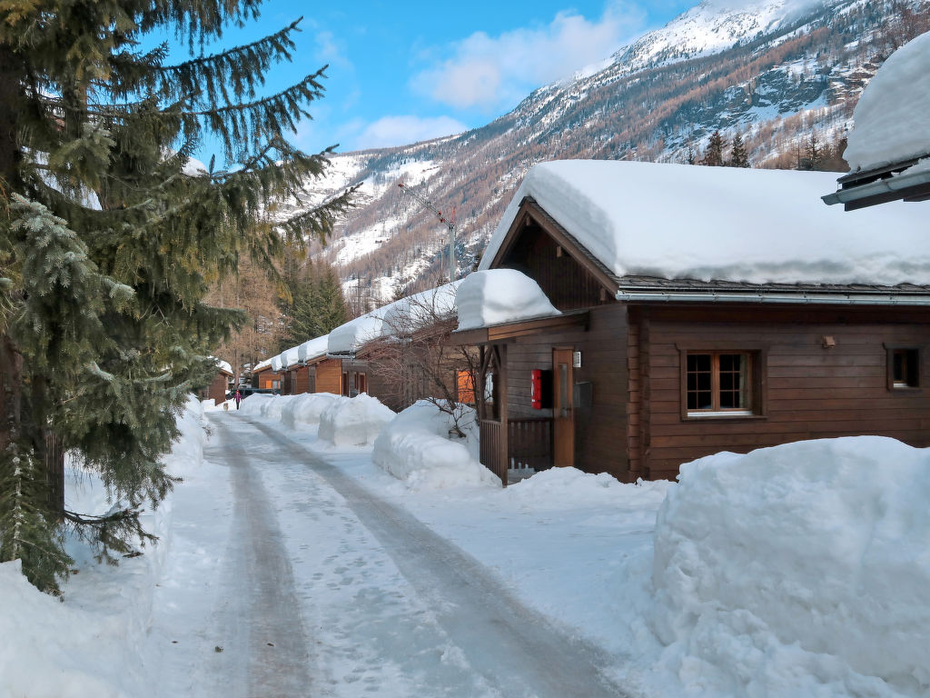 Holiday house Edelweiss (154426), Saas Balen, Saas Valley, Valais, Switzerland, picture 12