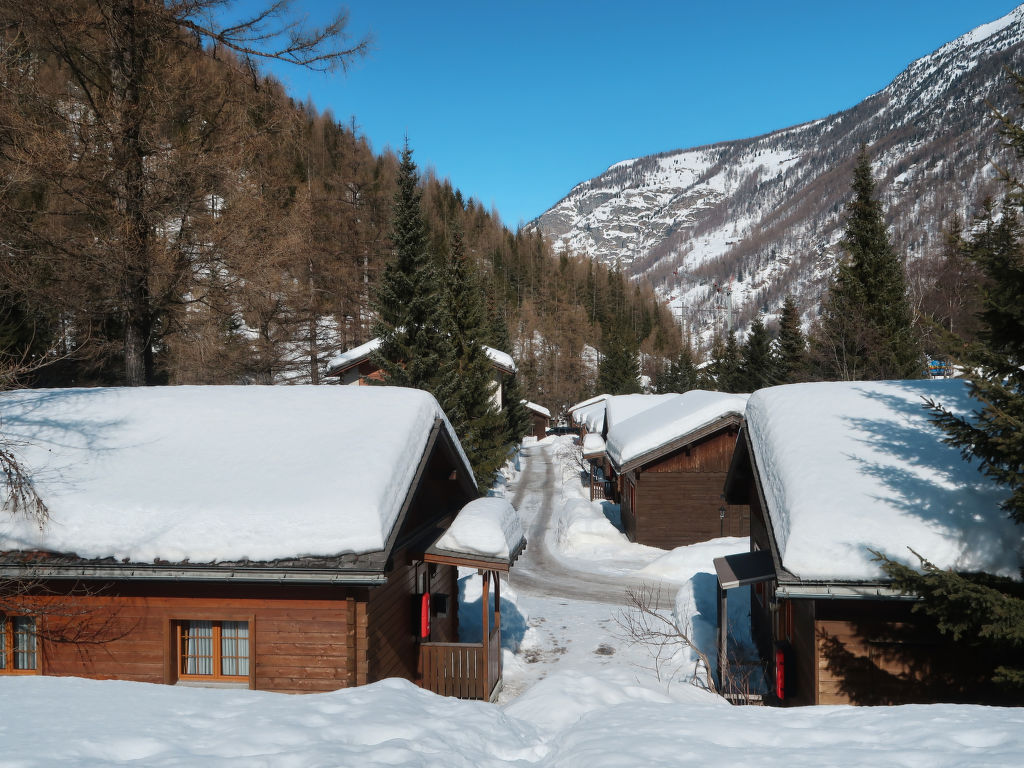 Holiday house Edelweiss (154426), Saas Balen, Saas Valley, Valais, Switzerland, picture 2