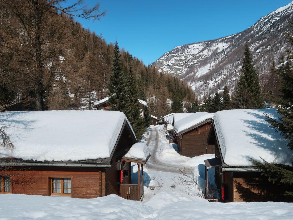 Ferienhaus SAB111 (154427), Saas Balen, Saastal, Wallis, Schweiz, Bild 2