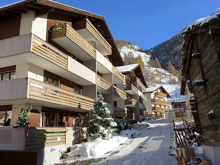 Ferielejlighed Castor und Pollux til mountainbike og tæt på skiområdet