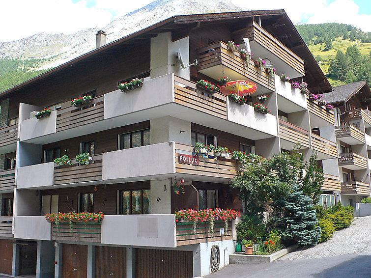 Apartamento De Férias Castor und Pollux próxima área de esqui e para caminhadas planícies