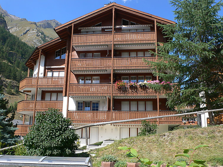 Les Violettes Apartment in Zermatt