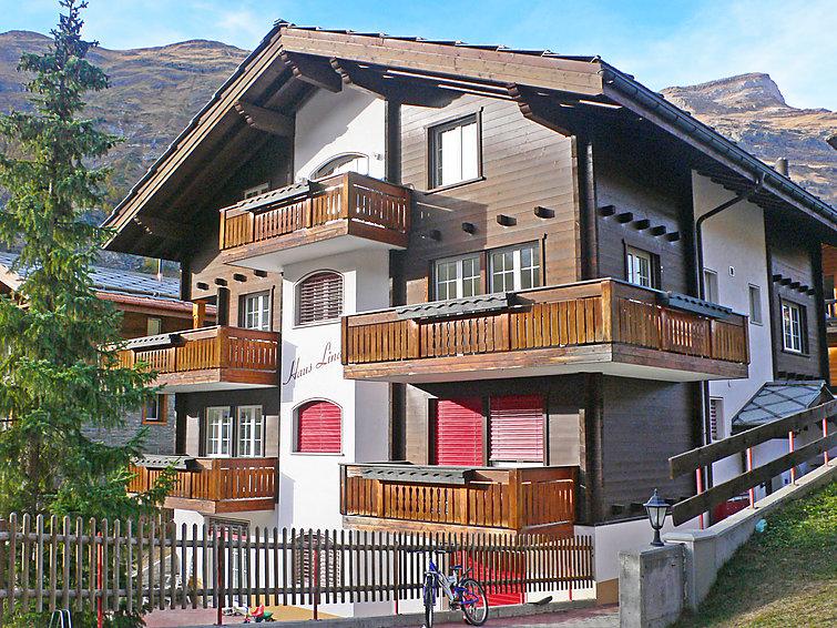 Apartment Linda, Zermatt, Summer