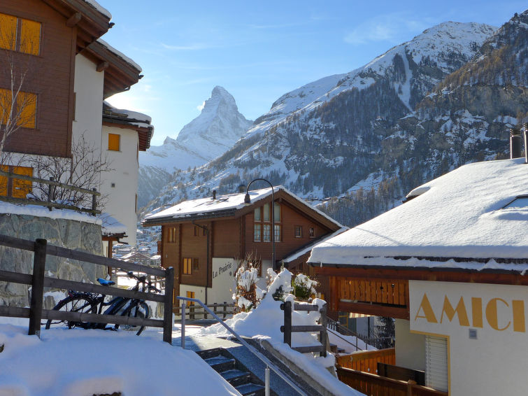 Susanna in Zermatt - Wallis, Zwitserland foto 918172