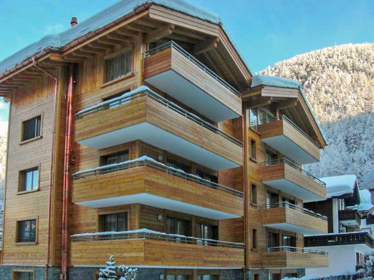 Apartamento De Férias ütschi com forno e próxima área de esqui