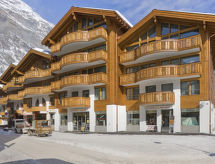 Appartement Zur Matte B, Zermatt, Winter
