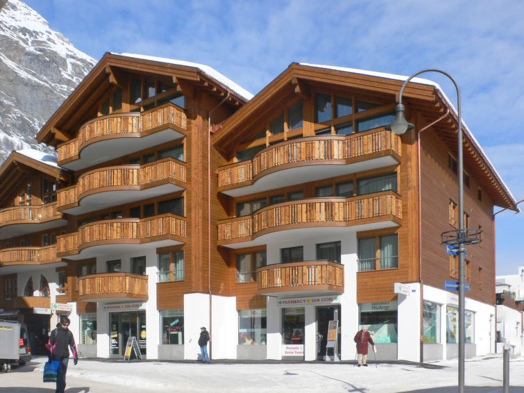 Apartamento De Férias Zur Matte B para tobogã e ciclismo de montanha