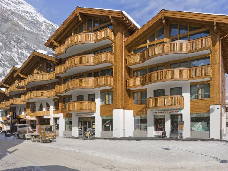Apartamento De Férias Zur Matte B com mudança de linho e para snowboard