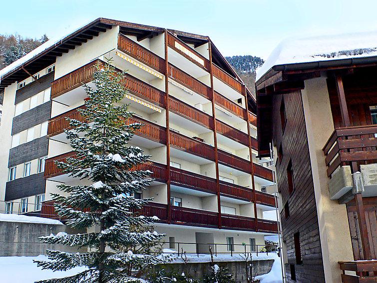 Apartamento De Férias St. Martin com elevador e para snowboard