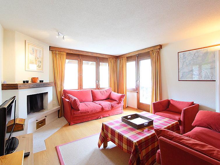 Pyrith Apartment in Zermatt