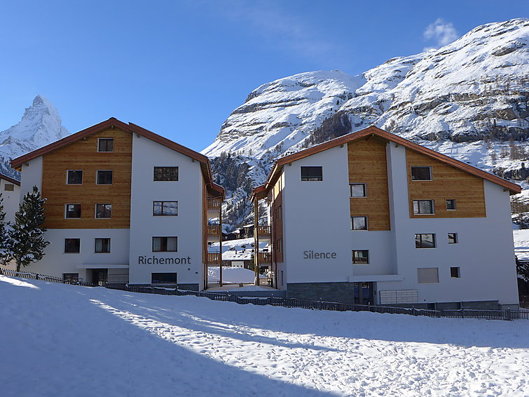 ... Picture_season_alt_winter; Picture 12 Exterior   Apartment Silence,  Zermatt
