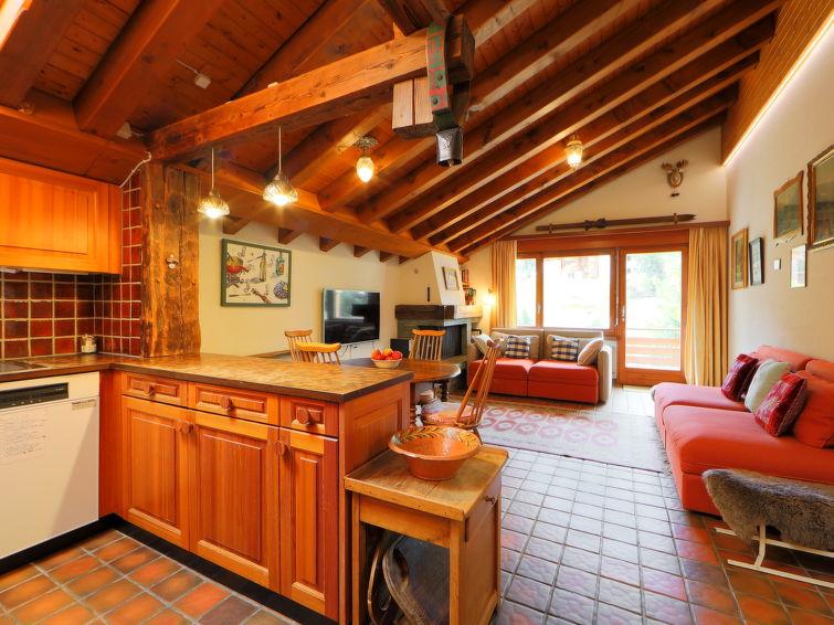 Haus Rollin Apartment in Zermatt