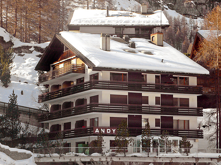 Ferielejlighed Andy til bjergvandring og med balkon