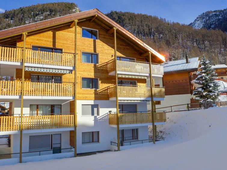 Apartamento De Férias Richemont para tobogã e com terraço