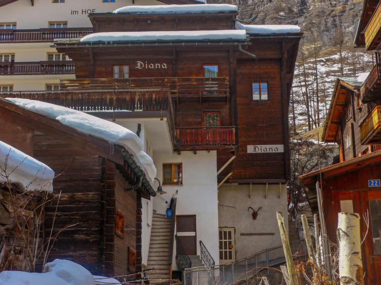 Chalet Diana - Apartment - Zermatt