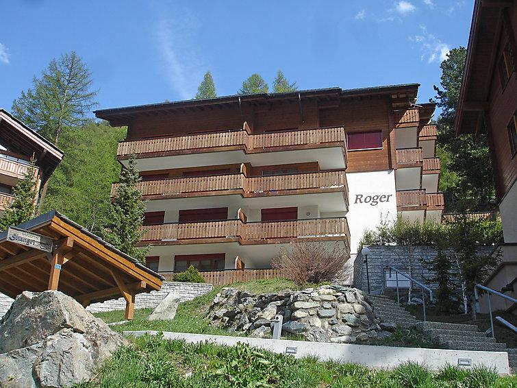 Roger Apartment in Zermatt