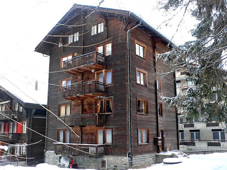 Matthäushaus - Apartment - Zermatt