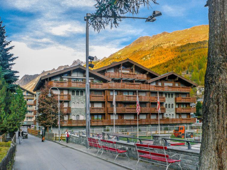 Whymper Apartment in Zermatt