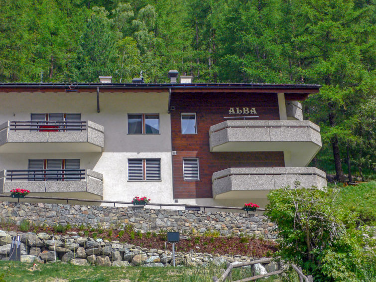 Apartamento De Férias Alba com varanda e tv