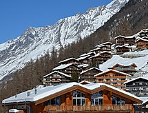 Zermatt - Rekreační apartmán Haus Jaspis