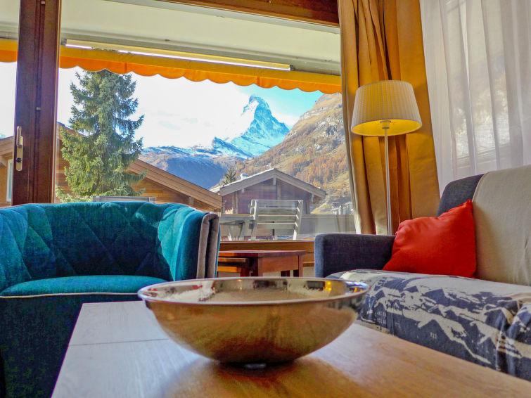 Mont-Blanc Apartment in Zermatt