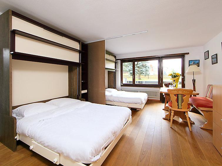Apartamento De Férias Residence A com leitor de dvd e para ciclismo de montanha