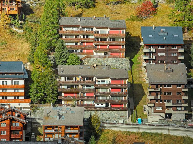 Milihaus A Apartment in Zermatt
