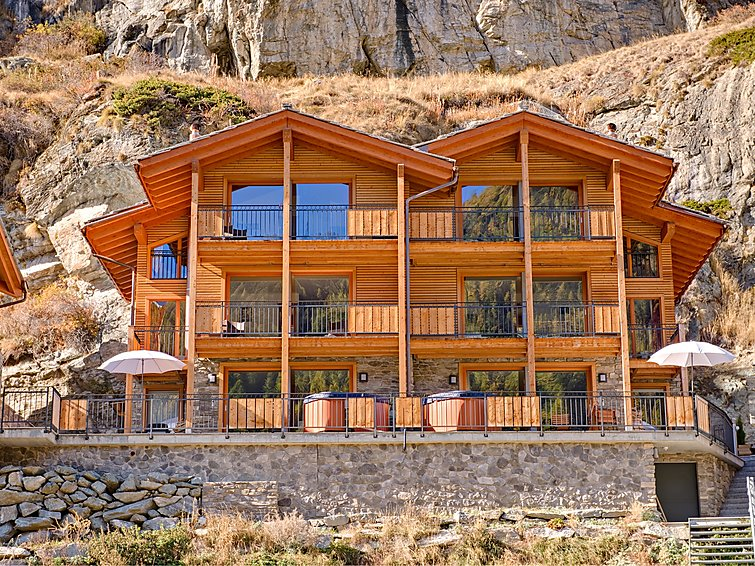 Chalet Castor Chalet in Zermatt