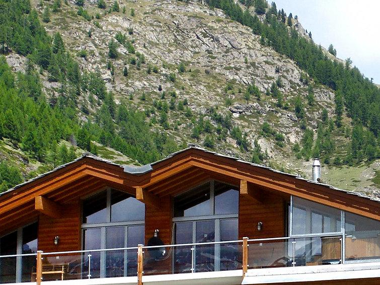Lodge Apartment in Zermatt