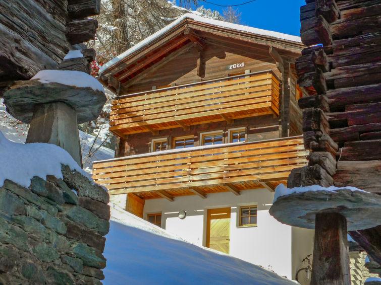 Accommodation in Zermatt