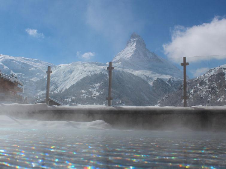 Chalet Nepomuk Apartment in Zermatt