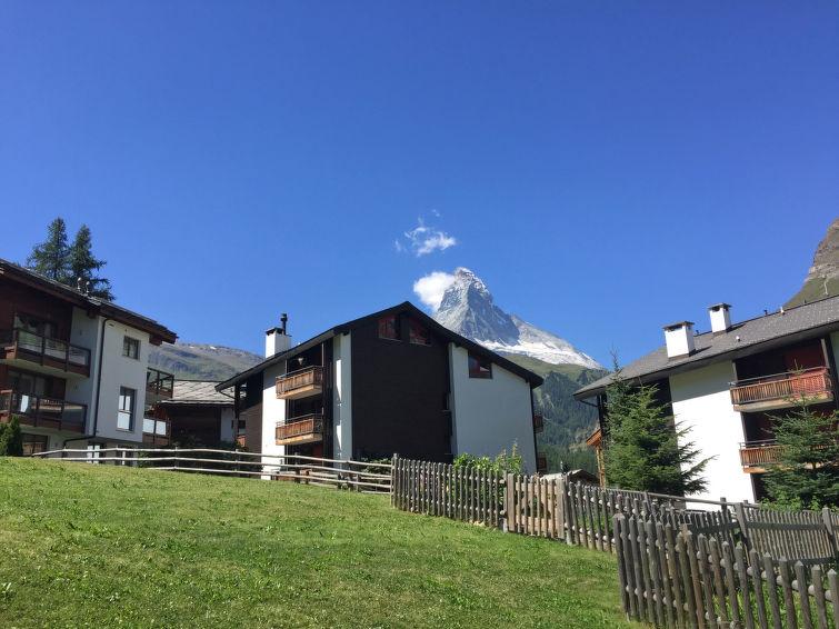Haus Findelbach / Apt. Happy Lily Apartment in Zermatt