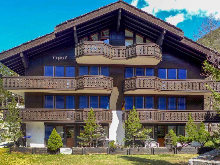 Turquino C Apartment in Zermatt