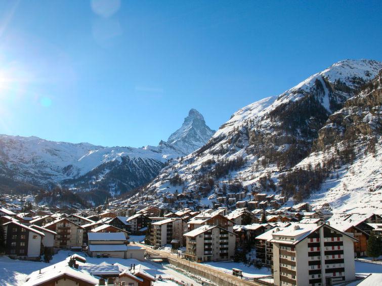 Siesta Apartment in Zermatt