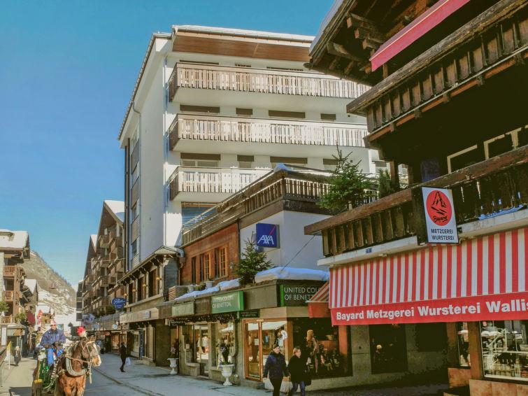 Center Apartment in Zermatt
